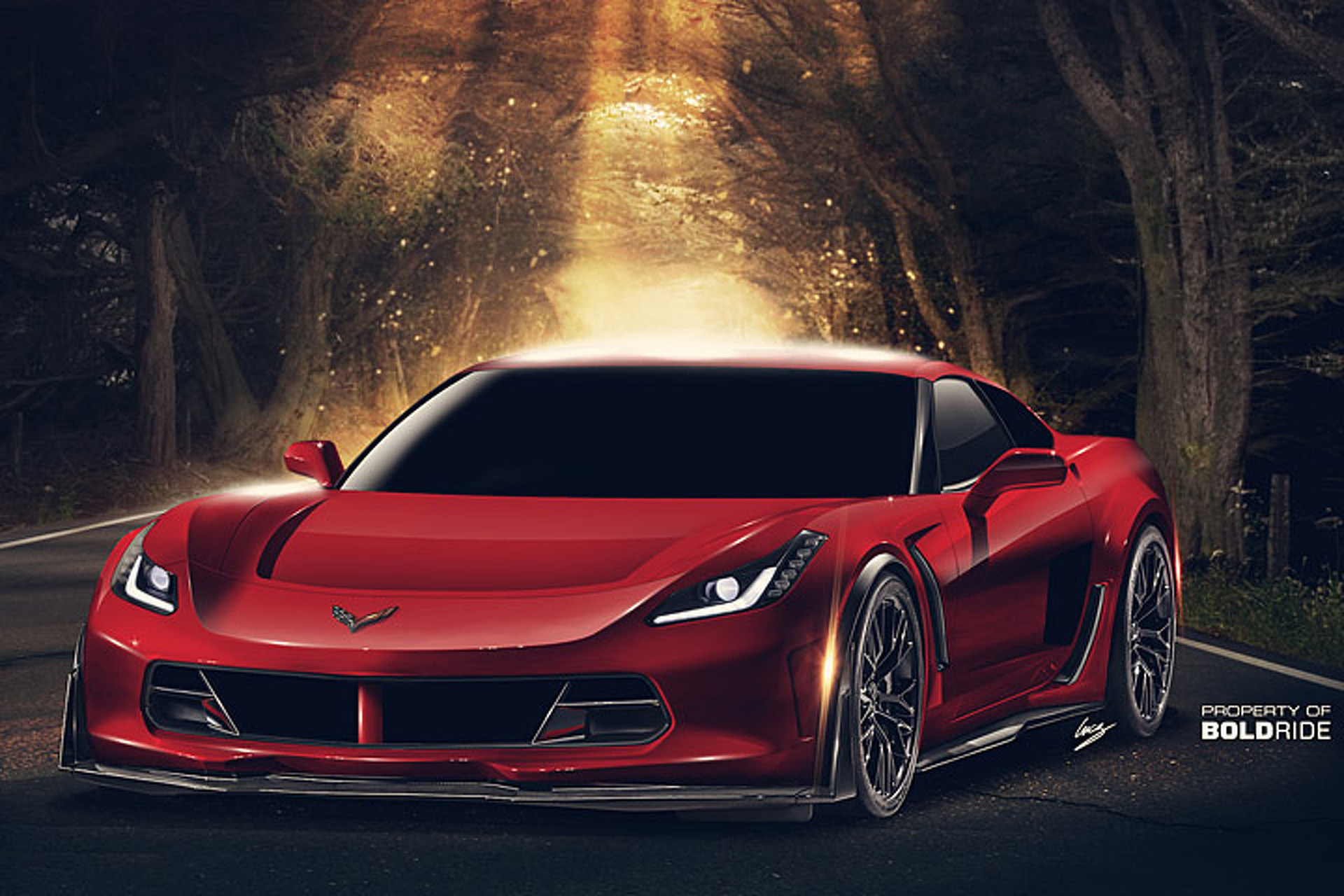 Mid-Engine Corvette Rumors Swirl as GM Invests $290 Million Into Facility