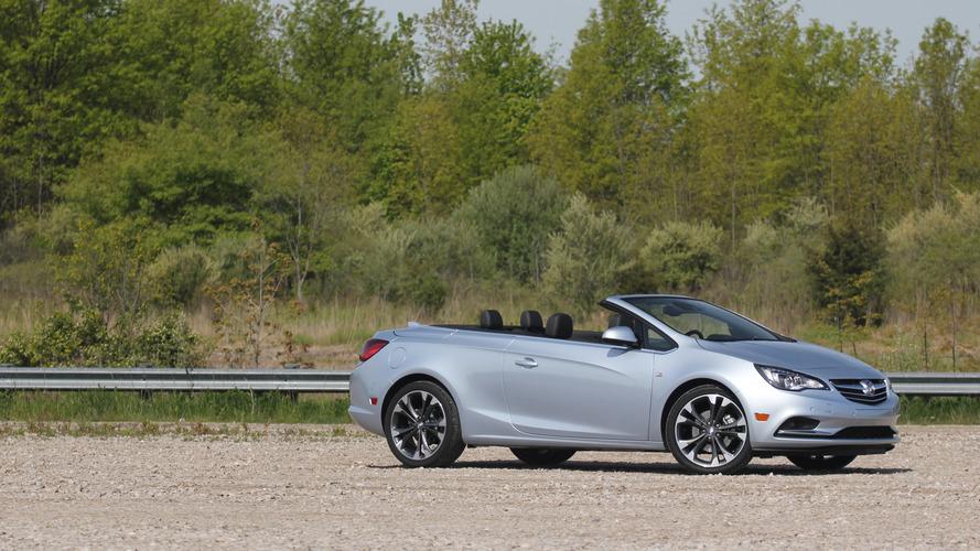 Review: 2016 Buick Cascada