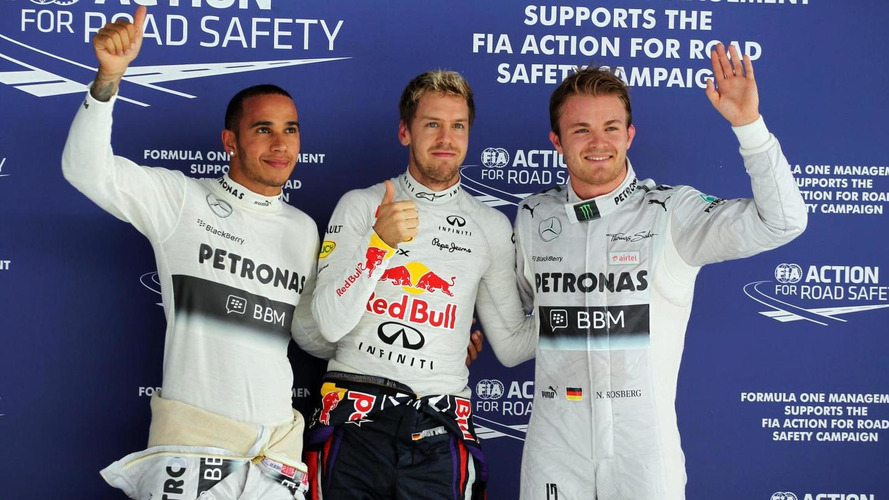 Vettel 'better than Hamilton and Rosberg combined' - Marko