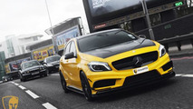 RevoZport and Mulgari team up for Mercedes-Benz A45 AMG Project 45