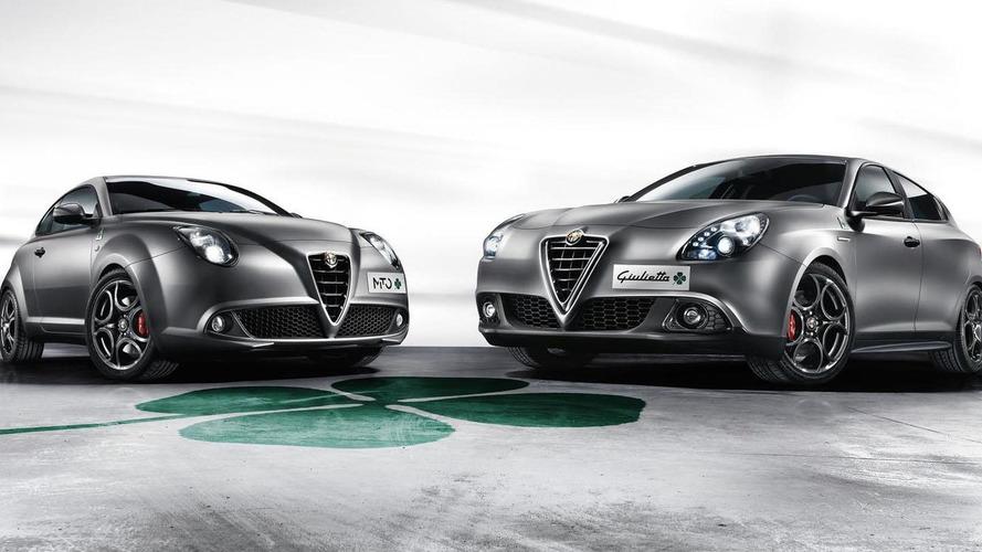 2014 Alfa Romeo MiTo Quadrifoglio Verde unveiled