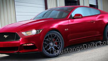 2015 Ford Mustang gets rendered in 3D [video]