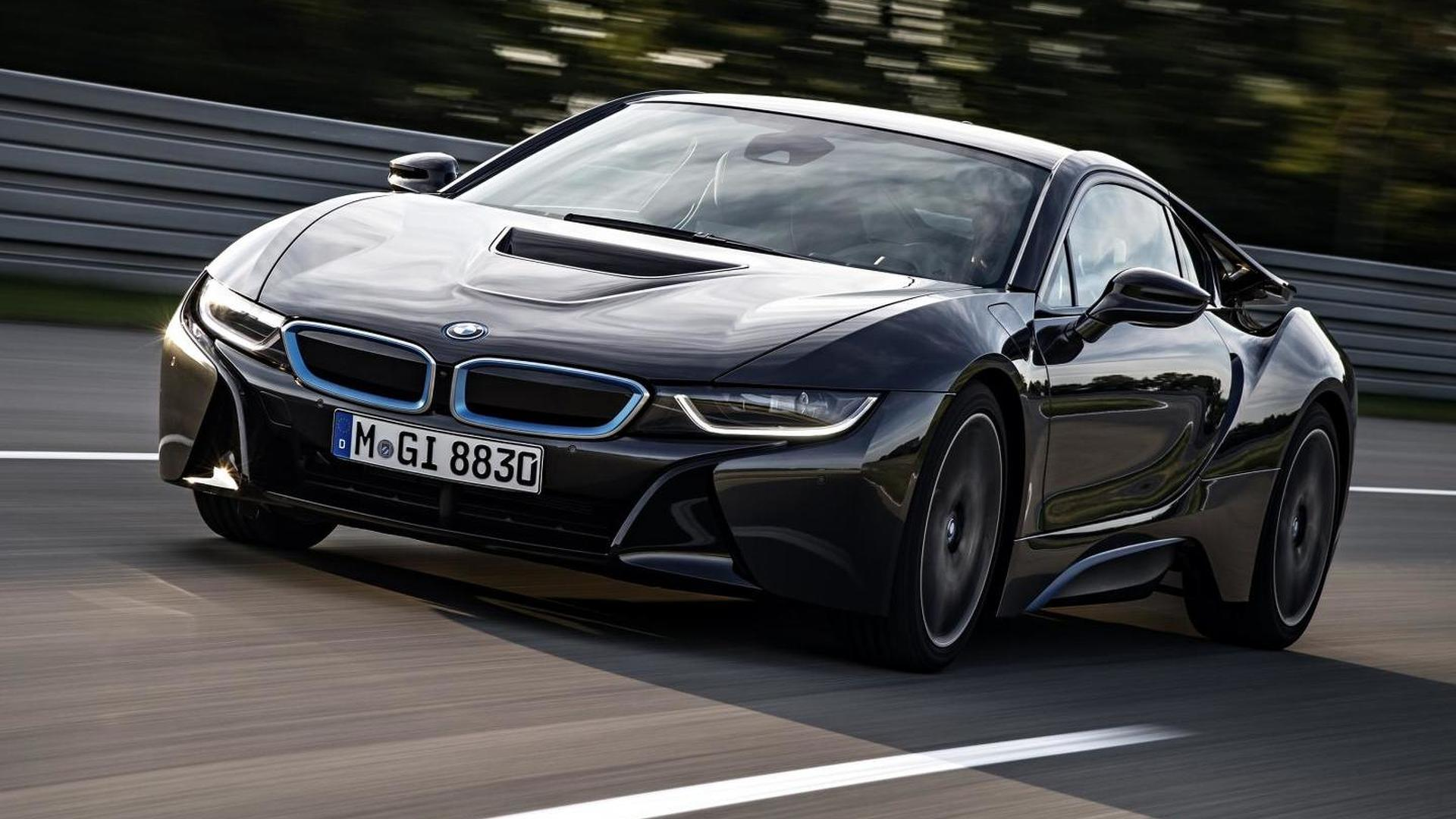 BMW rules out i M models - report
