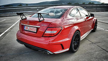 Mercedes-Benz C63 AMG Black Series by GAD 24.10.2013