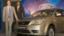 Ford Fiesta in India