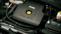 Common-rail diesel engine in Jeep Liberty CRD