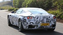 Aston Martin DB11 spy photo