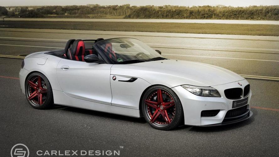 Carlex Design freshens up the BMW Z4