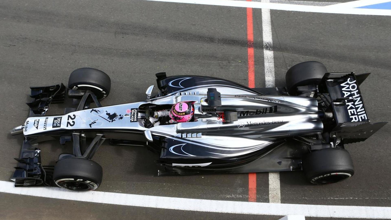 Jenson Button (GBR), 04.07.2014, British Grand Prix, Silverstone / XPB