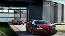 Bugatti shows off Veyron Grand Sport Vitesse La Finale assembly [video]