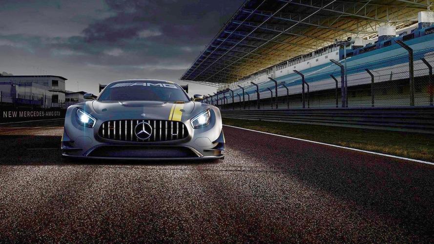 Mercedes-AMG GT3 powers into Geneva