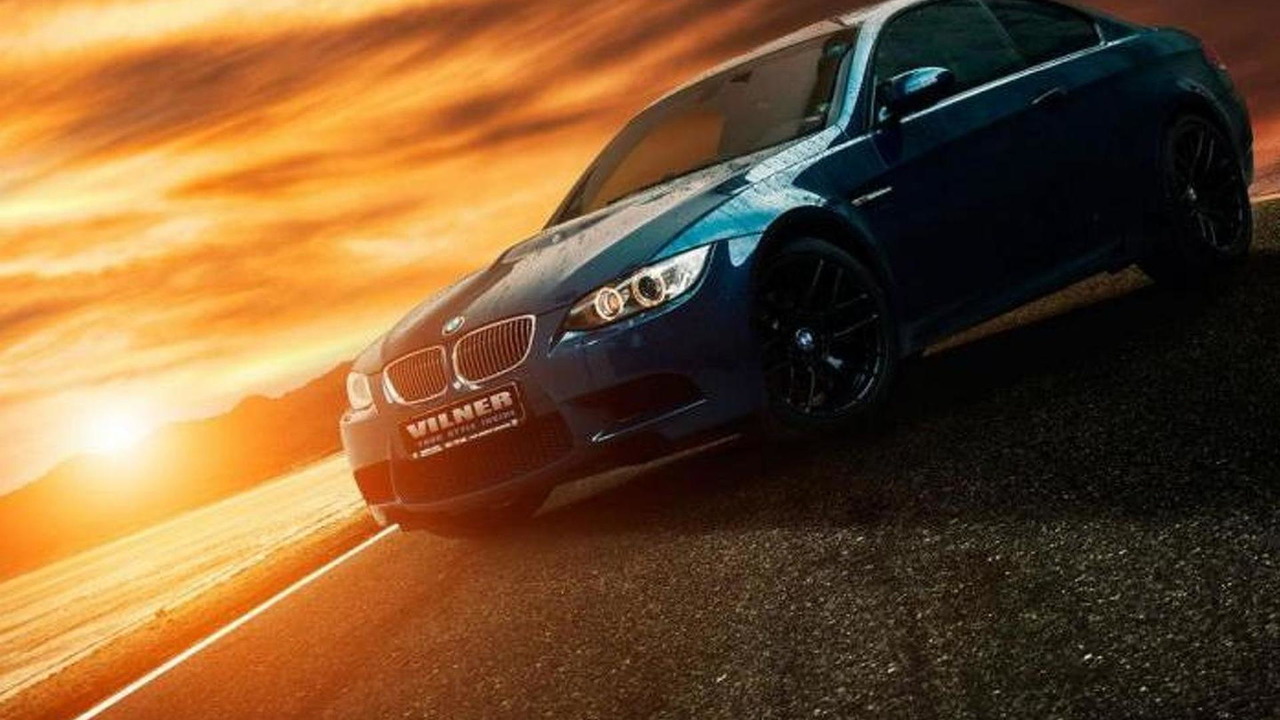 BMW M3 E92 by Vilner