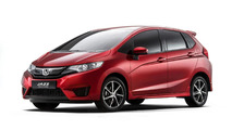 Honda Jazz prototype revealed for Paris
