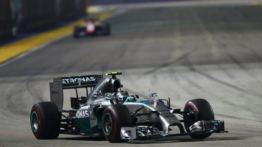 Angry Rosberg tells Mercedes to improve