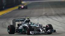Rosberg contamination 'not a conspiracy' - Mercedes