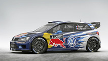2015 Volkswagen Polo WRC unveiled