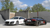 Audi R8 V10 upgraded to 750 PS by K.MAN