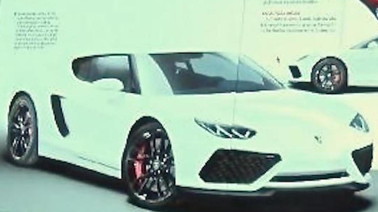 Lamborghini Asterion magazine screenshot