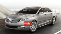 2013 Lincoln MKZ leaked image, 800, 02.4.2012