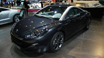Peugeot RCZ R concept at 2012 Paris Motor Show