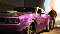Dodge Challenger SRT8 Project UltraViolet at SEMA 31.10.2012
