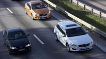 Volvo semi-autonomous driving system 09.7.2012