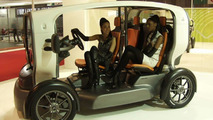 Venturi Eclectic concept aims for production