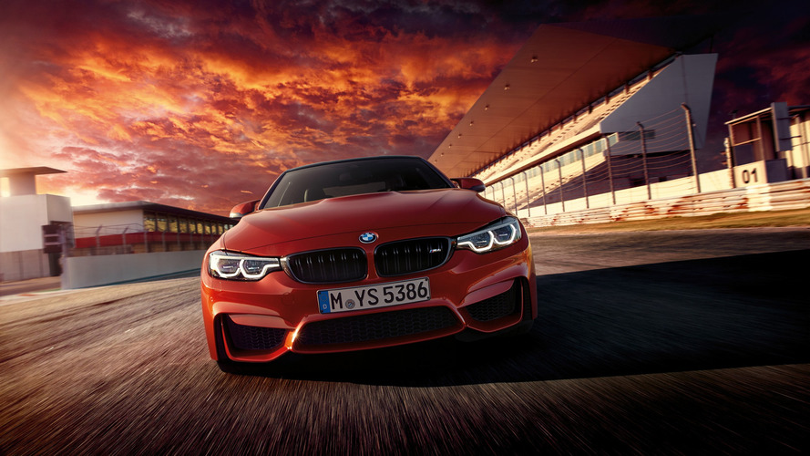 2017 BMW 4 Series facelift goes official in 130 photos