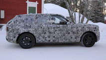2019 Rolls-Royce Cullinan spy photo