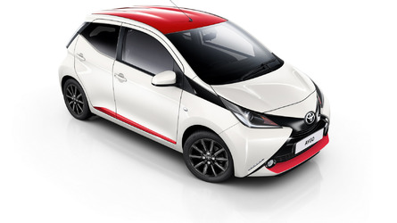 Toyota Aygo x-press and x-style are not x-pensive