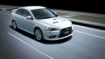 Mitsubishi Galant Fortis RALLIART Released in Japan