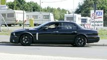 Next Gen Jaguar XJ Mule Latest Spy Photos