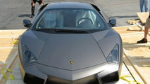 First Lamborghini Reventon Arrives in Las Vegas