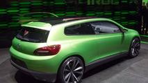 Volkswagen Iroq Concept at Paris