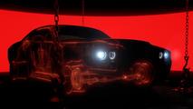 2018 Dodge Challenger Demon is lighter than Hellcat