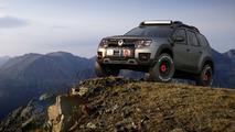 Salon de São Paulo - Renault présente un concept de Duster de l'extrême !