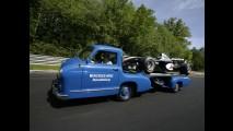 Mercedes-Benz Blue Wonder Transporter