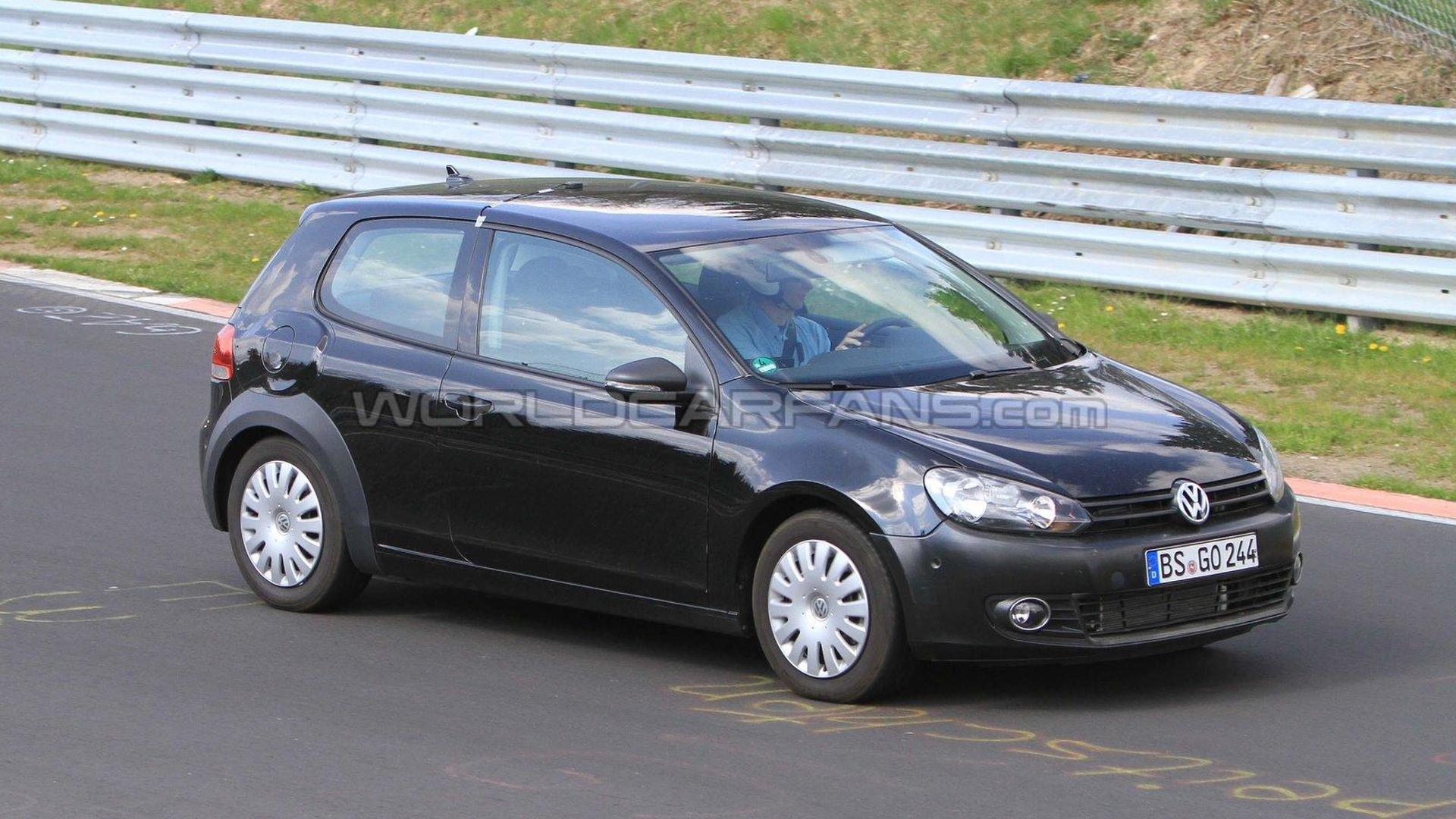 Next-generation VW Golf due in showrooms by end of 2012/early 2013