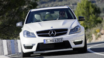 2012 Mercedes C63 AMG facelift 01.2.2011