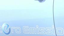 Nissan Zero Emission Electric Vehicle EV Teaser