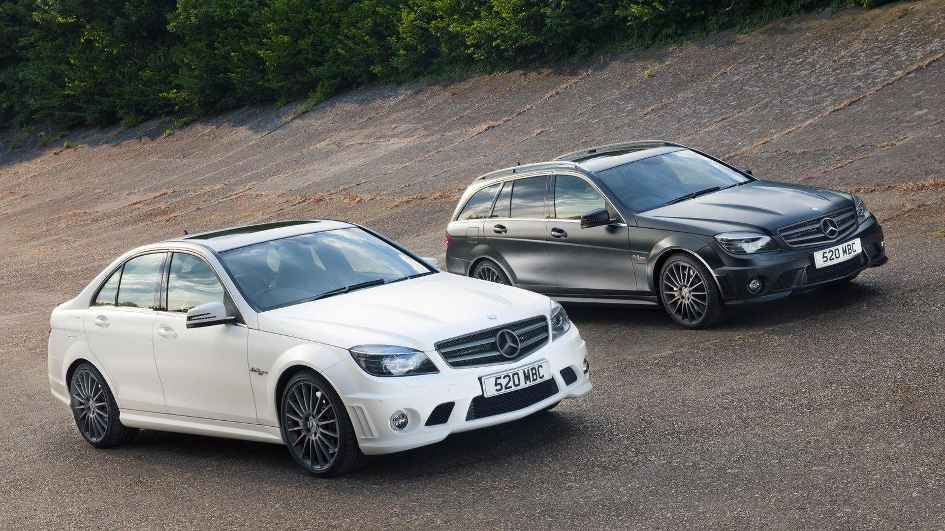 Mercedes UK launches hotter C63 AMG dubbed C-Class DR 520