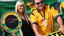 Alan Jones to be F1 steward in Korea