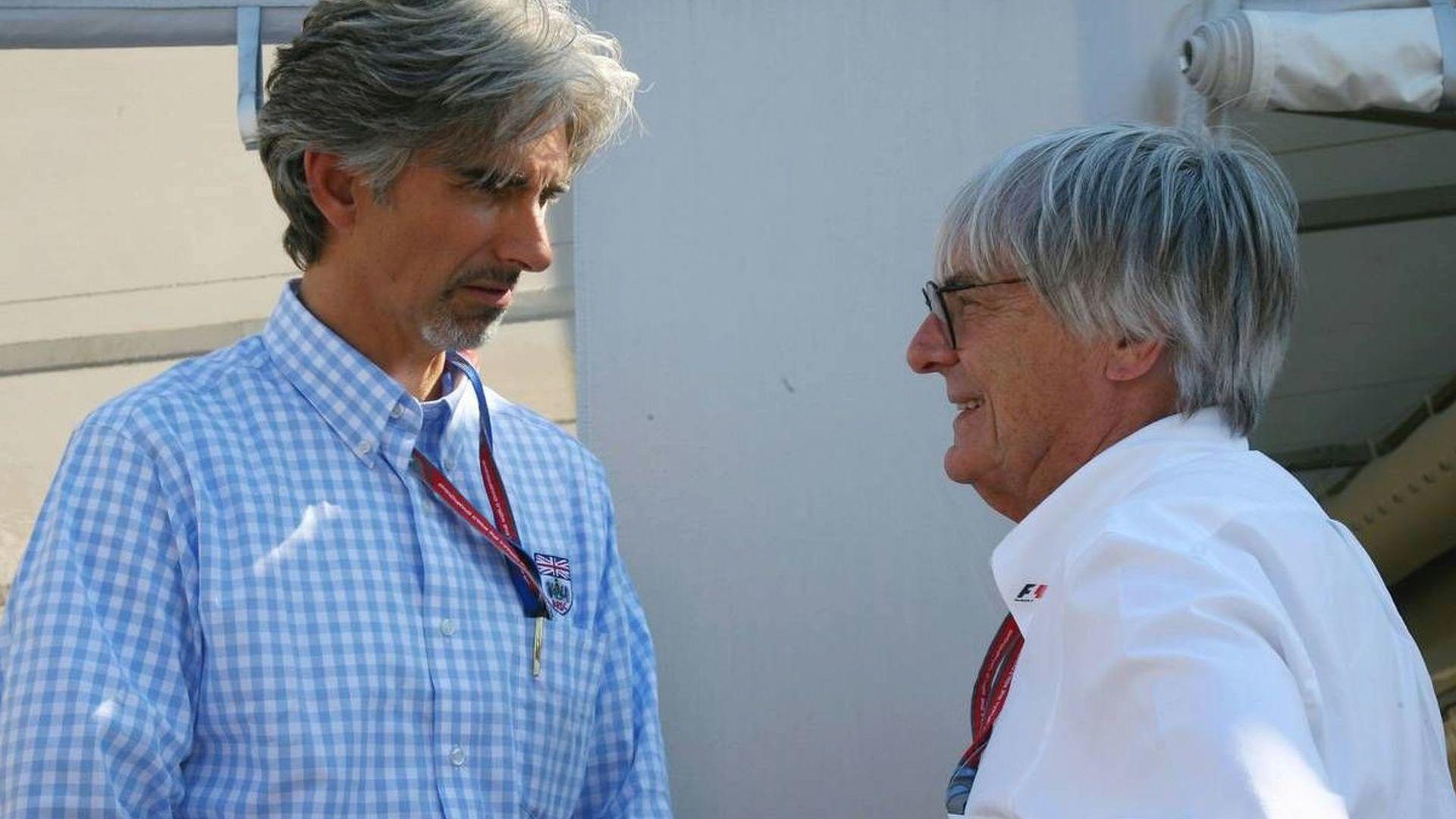FIA confirms Damon Hill to be Monaco steward