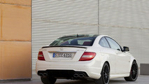 Mercedes-Benz C63 AMG Coupe 20.03.2011