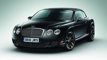 Bentley Continental GTC and GTC Speed 80-11 Editions Unveiled