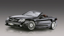Mercedes SL based Piecha Design Avalange RS