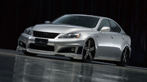 Lexus IS-F: Wald Sports Line Black Bison Edition New Photos