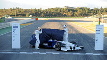 BMW Sauber F1.09 Unveiled