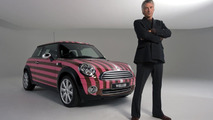 Paul Weller special MINI for auction 11.11.2010