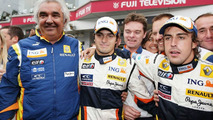 Briatore 'not trying' to revive career - Piquet